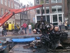 bike in canal 4