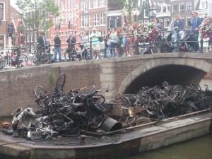 bike in canal 5